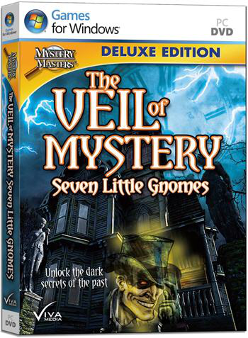 The Veil of Mystery - Seven Little Gnomes Lösung, Saves, Review, Demo, Trailer, Sample, Screenshots, Patch, News, Preview, Interview, etc.