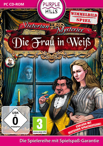 Victorian Mysteries 2 - Die Frau in Weiß Lösung, Saves, Review, Demo, Trailer, Sample, Screenshots, Patch, News, Preview, Interview, etc.