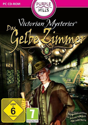 Victorian Mysteries 3 - Das Gelbe Zimmer Lösung, Saves, Review, Demo, Trailer, Sample, Screenshots, Patch, News, Preview, Interview, etc.