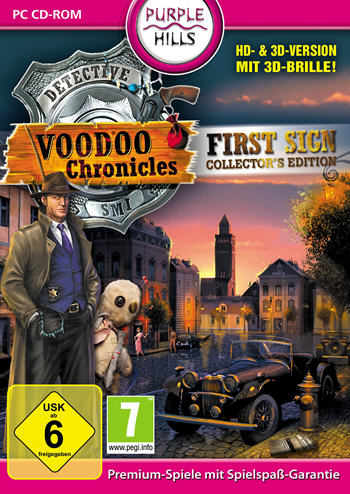 Voodoo Chronicles - First Sign Lösung, Saves, Review, Demo, Trailer, Sample, Screenshots, Patch, News, Preview, Interview, etc.