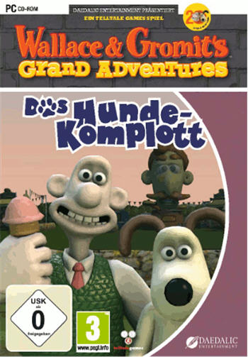 Wallace & Gromit's Grand Adventures Episode 2 - Das Hunde-Komplott