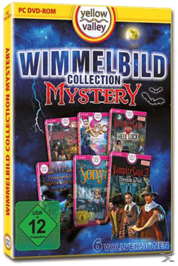 Wimmelbild Collection - Mystery (YV)