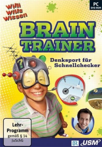 Willi wills wissen - Braintrainer Lösung, Saves, Review, Demo, Trailer, Sample, Screenshots, Patch, News, Preview, Interview, etc.