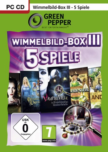 Wimmelbildbox Vol. 3