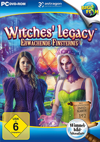 Witches' Legacy 07 - Erwachende Finsternis