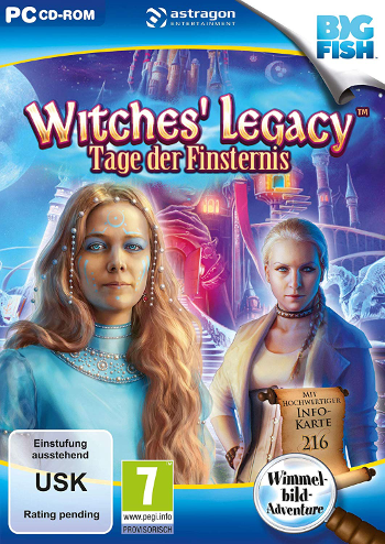 Witches' Legacy 08 - Tage der Finsternis