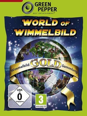 World of Wimmelbild Gold