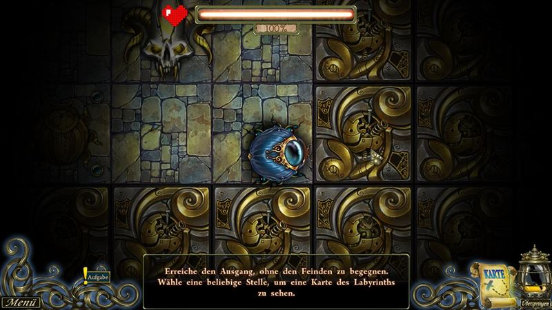 Dark Tales 10 - Der Rabe Screenshots eCards Lösung Review Saves Forum News Demo