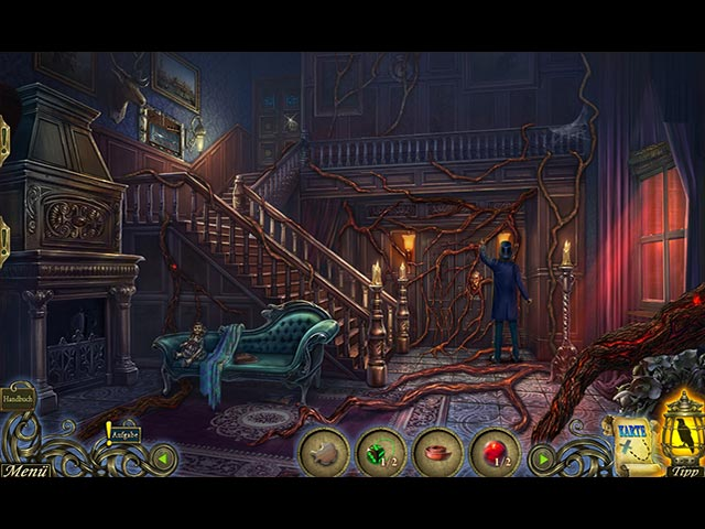 Dark Tales 12 - Morella Screenshots eCards Lösung Review Saves Forum News Demo