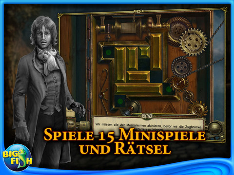 Dark Tales 3 - Das vorzeitige Begräbnis (iPhone & iPad) Screenshots eCards Lösung Review Saves Forum News Demo