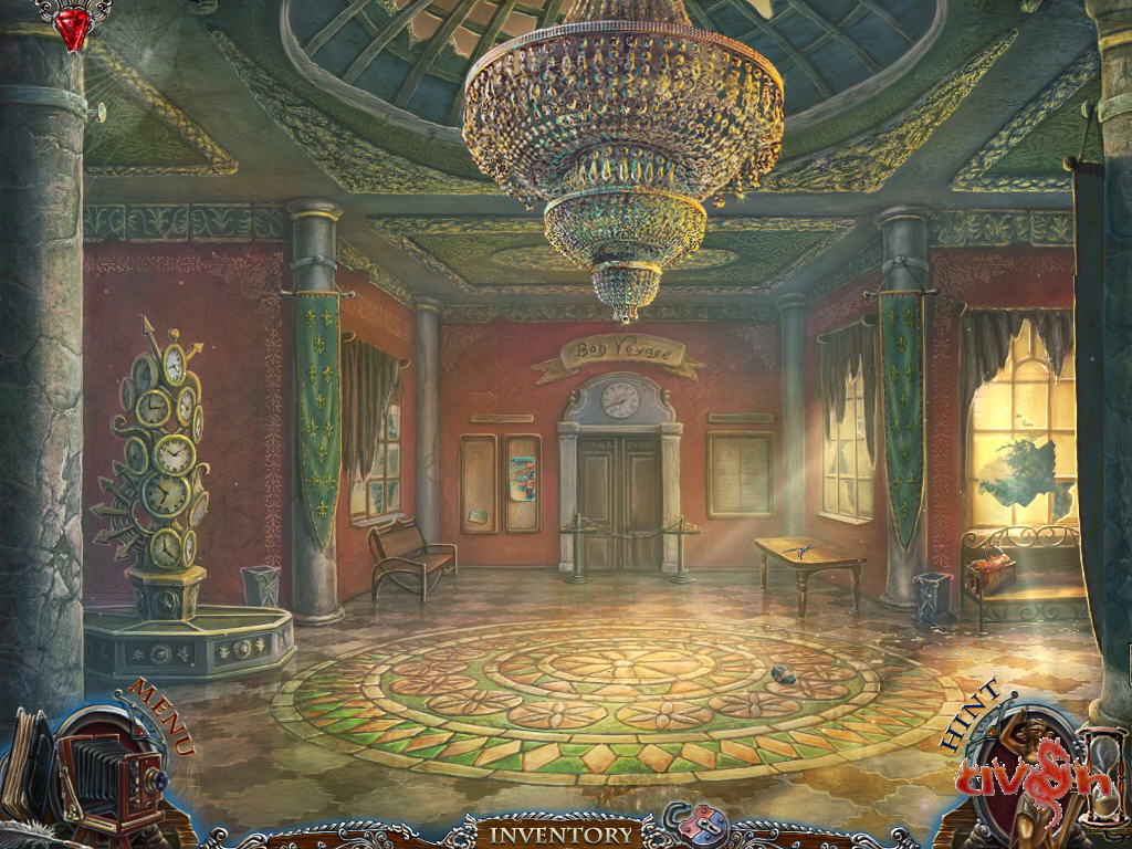 Dark Tales 5 - Edgar Allan Poe's The Masque of the Red Death  Screenshots eCards Lösung Review Saves Forum News Demo