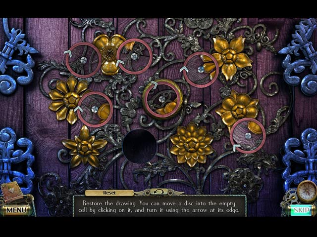 Darkness and Flame 3 - The Dark Side Screenshots eCards Lösung Review Saves Forum News Demo