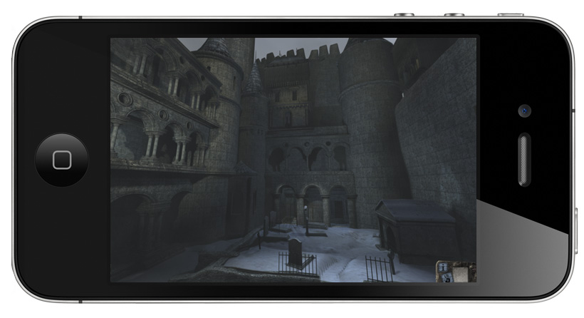 Dracula 2 - Die letzte Zufluchtsstätte (iPhone) Screenshots eCards Lösung Review Saves Forum News Demo