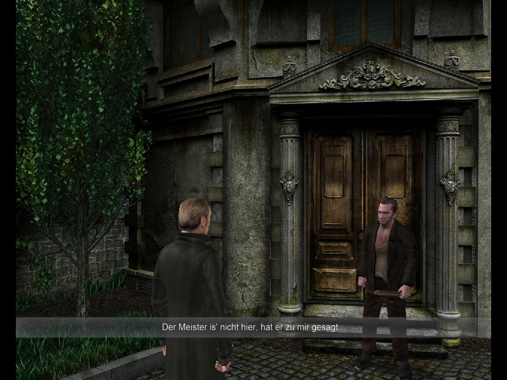 Dracula - Origin Screenshots eCards Lösung Review Saves Forum News Demo