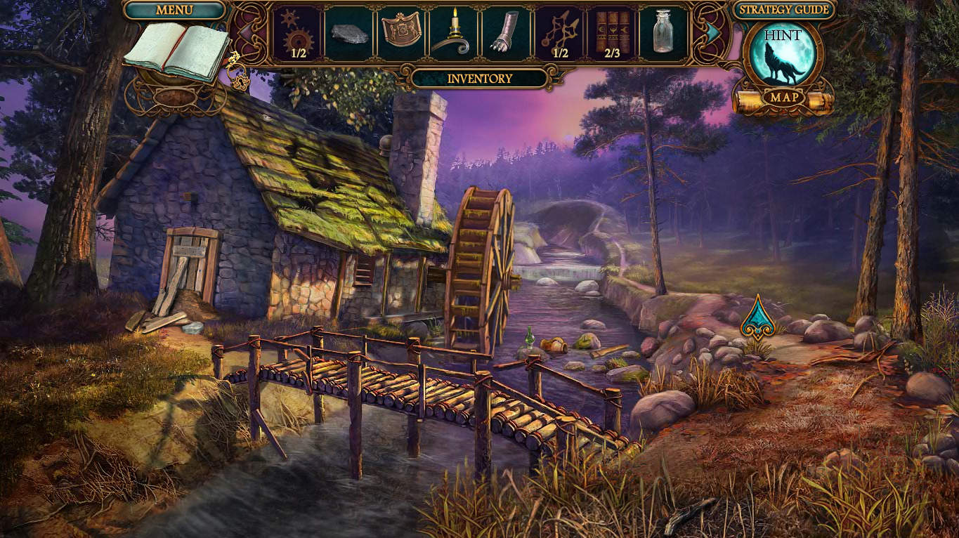 Echoes of the Past 6 - Die Wolfsheiler Screenshots eCards Lösung Review Saves Forum News Demo
