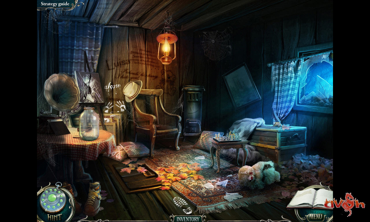 Grim Tales - The Bride Screenshots eCards Lösung Review Saves Forum News Demo