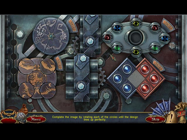 Grim Facade 8 - The Red Cat Screenshots eCards Lösung Review Saves Forum News Demo
