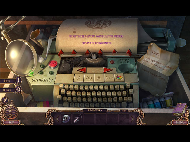 Grim Tales 12 - Graywitch Screenshots eCards Lösung Review Saves Forum News Demo