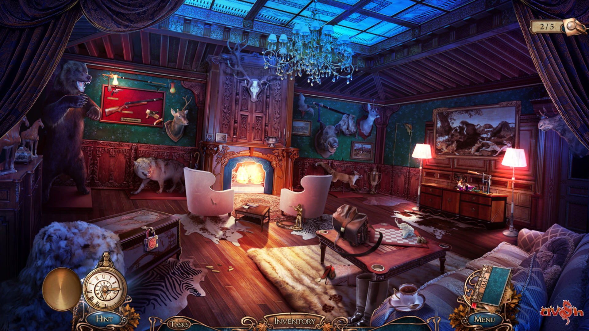Grim Tales 6 - The Vengeance Screenshots eCards Lösung Review Saves Forum News Demo