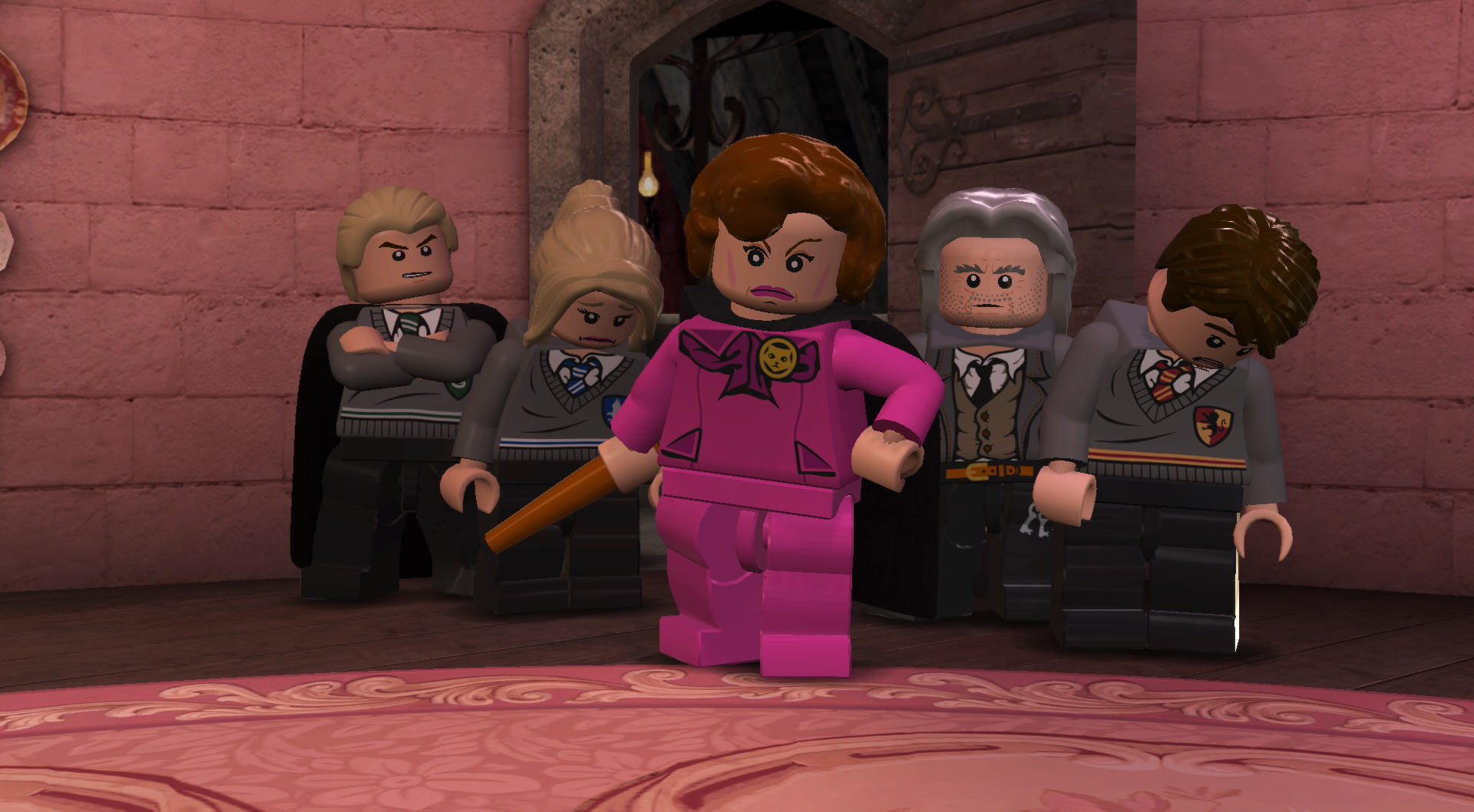Lego Harry Potter - Die Jahre 5 - 7 (Xbox 360) Screenshots eCards Lösung Review Saves Forum News Demo