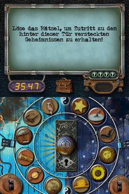 Mystery Case Files 3 - Ravenhearst (Nintendo DS) Screenshots eCards Lösung Review Saves Forum News Demo