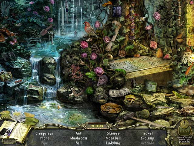 Mystery Case Files 5 - Rückkehr nach Ravenhearst (iPhone & iPad)) Screenshots eCards Lösung Review Saves Forum News Demo
