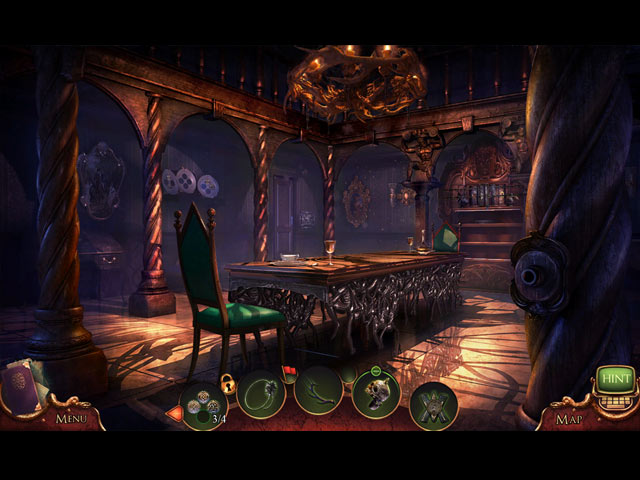 Mystery Case Files 15 - The Black Veil Screenshots eCards Lösung Review Saves Forum News Demo
