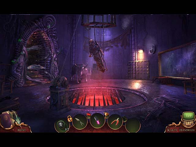 Mystery Case Files 15 - Der schwarze Schleier Screenshots eCards Lösung Review Saves Forum News Demo