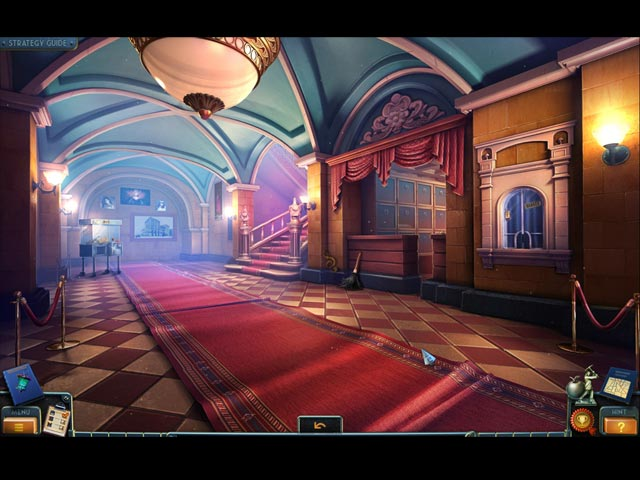 New York Mysteries 3 - The Lantern of Souls Screenshots eCards Lösung Review Saves Forum News Demo