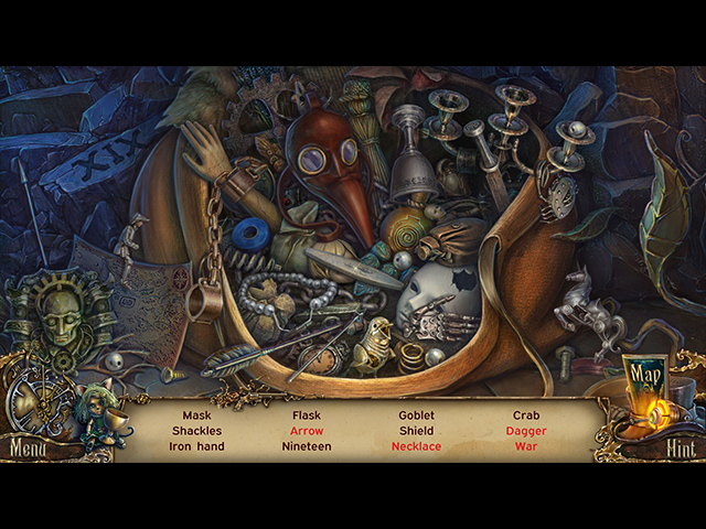 PuppetShow 16 - Fatal Mistake Screenshots eCards Lösung Review Saves Forum News Demo