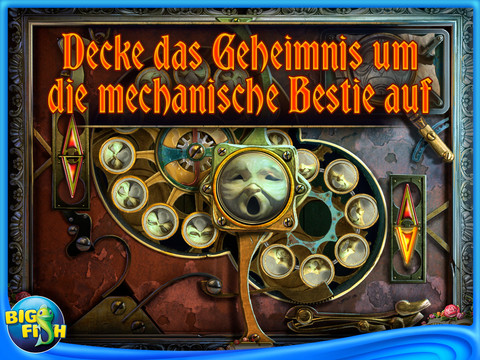 Puppet Show 3 - Die verlorene Stadt (iPhone & iPad) Screenshots eCards Lösung Review Saves Forum News Demo