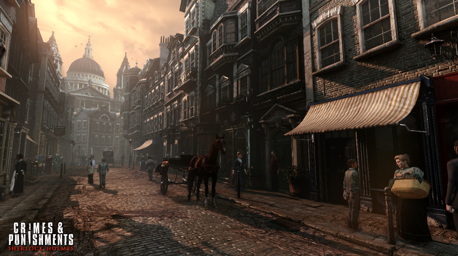 Sherlock Holmes 7 - Crimes and Punishments Screenshots eCards Lösung Review Saves Forum News Demo