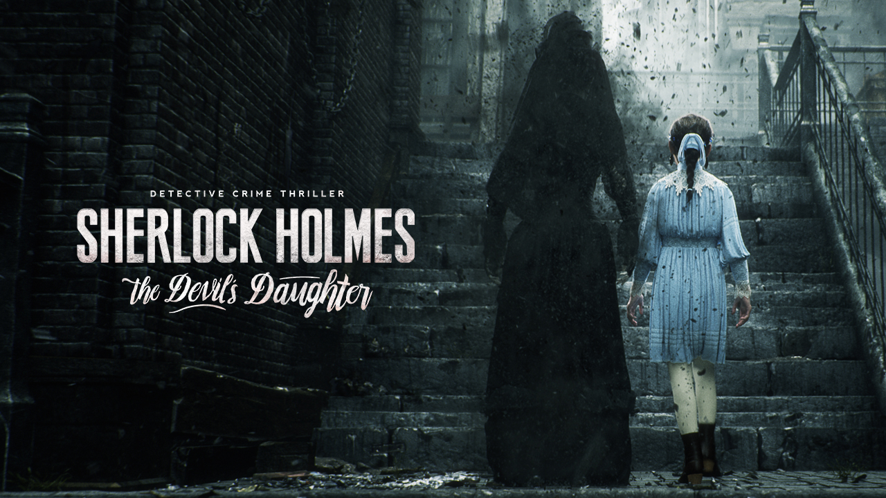 Sherlock Holmes 8 - The Devil's Daughter Screenshots eCards Lösung Review Saves Forum News Demo
