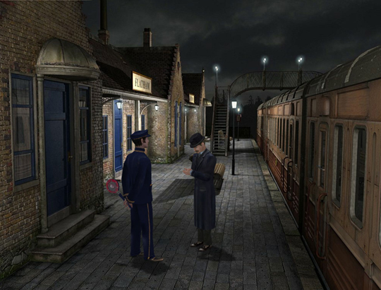 Sherlock Holmes 2 - Das Geheimnis des silbernen Ohrrings (Nintendo Wii) Screenshots eCards Lösung Review Saves Forum News Demo