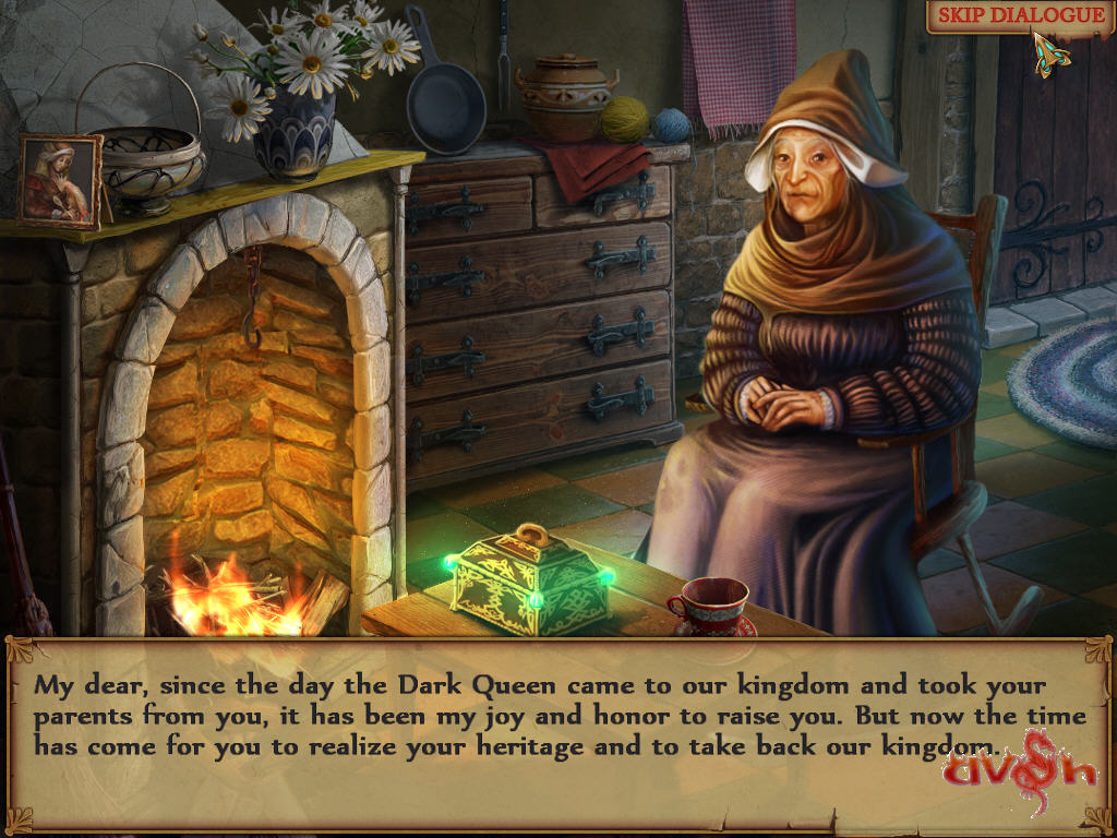 Spirits of Mystery 1 - Dunkler Fluch Screenshots eCards Lösung Review Saves Forum News Demo