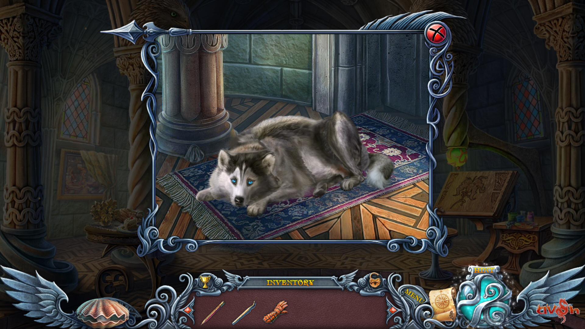 Spirits of Mystery 4 - The Silver Arrow Screenshots eCards Lösung Review Saves Forum News Demo