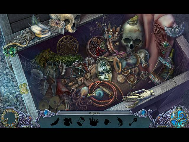 Spirits of Mystery 08 - Illusionen Screenshots eCards Lösung Review Saves Forum News Demo