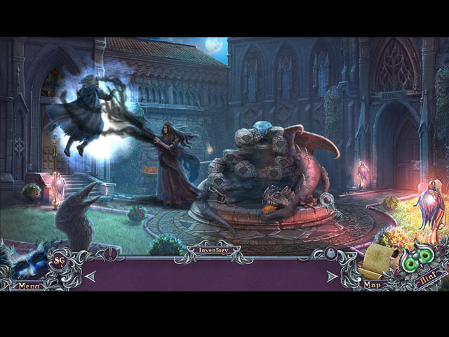 Spirits of Mystery 09 - The Moon Crystal Screenshots eCards Lösung Review Saves Forum News Demo