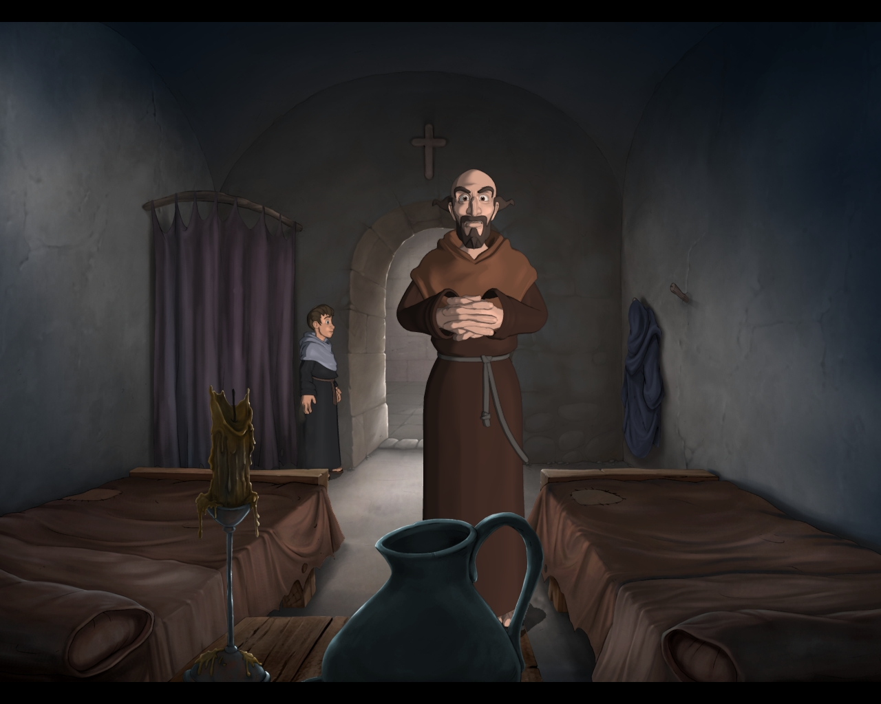 The Abbey Screenshots eCards Lösung Review Saves Forum News Demo