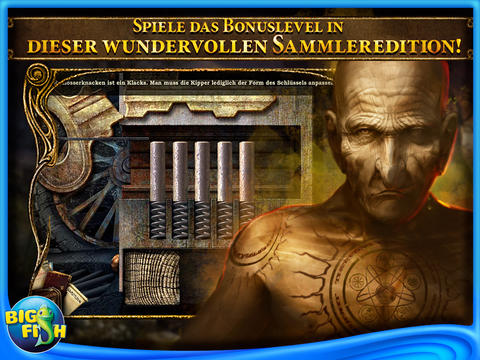 The Agency of Anomalies 1 - Das Lazarett des Todes (iPhone & iPad) Screenshots eCards Lösung Review Saves Forum News Demo