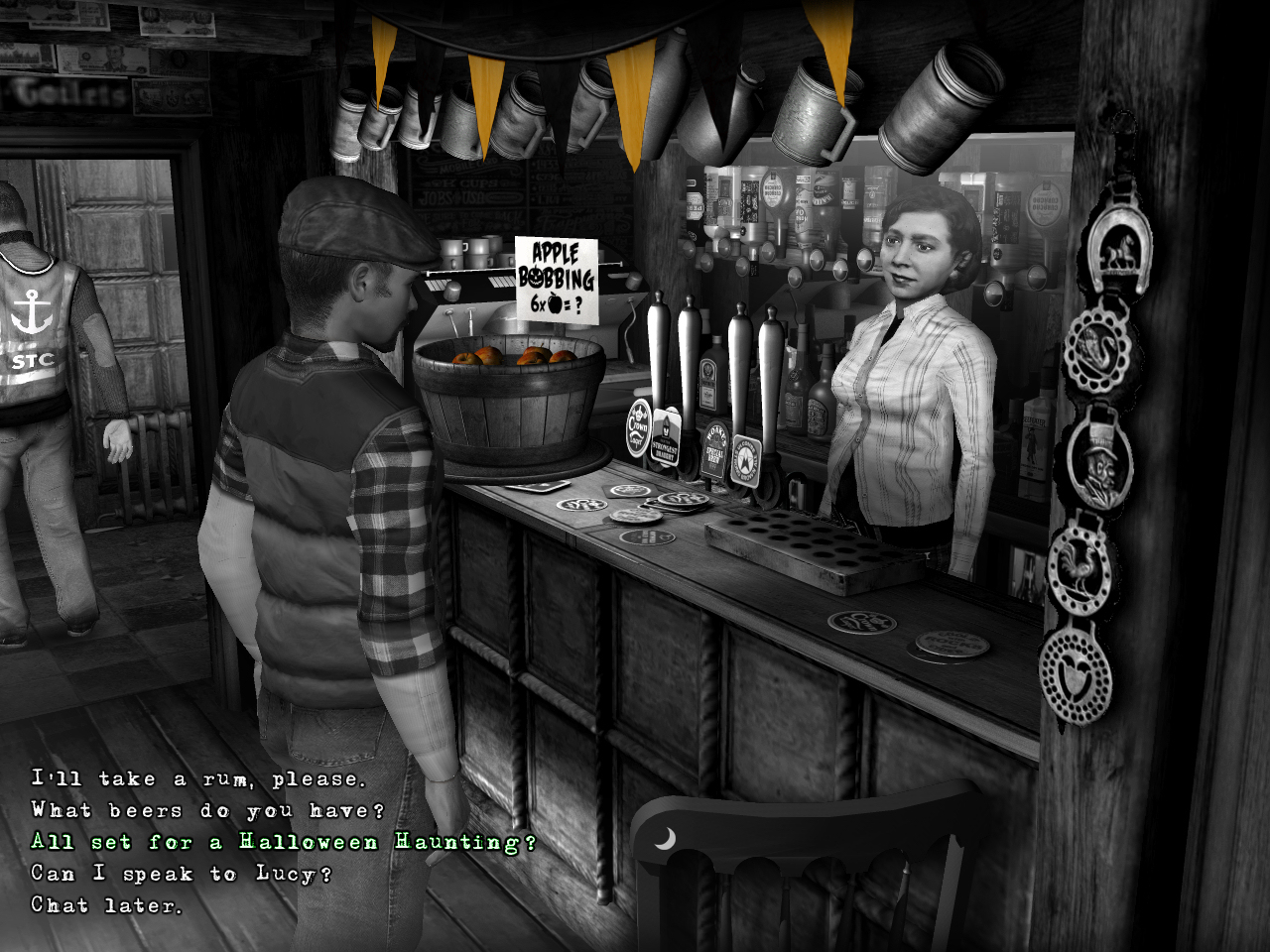 The Last Crown - Midnight Horror Screenshots eCards Lösung Review Saves Forum News Demo