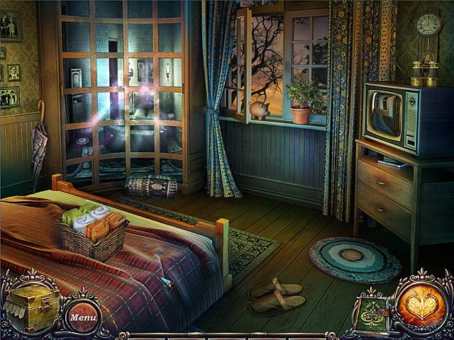 Vampire Saga 3 - Break Out Screenshots eCards Lösung Review Saves Forum News Demo